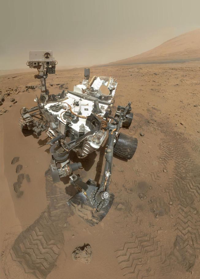 Photo: NASA/JPL-Caltech/Malin Space Science Systems.