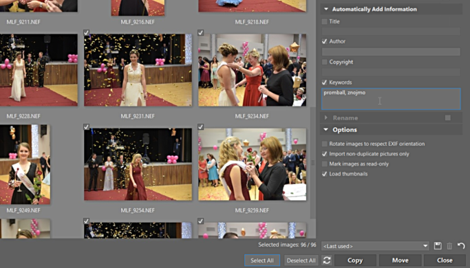 What's the Best Way to Download Your Photos? By Importing Them in Zoner Photo Studio
