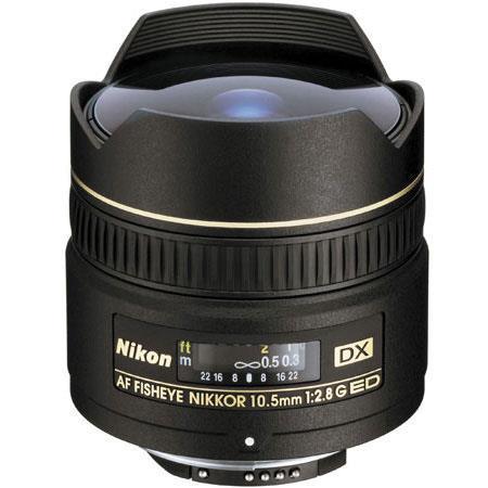 Choosing Your Landscape Kit - Nikon 10.5mm f2.8