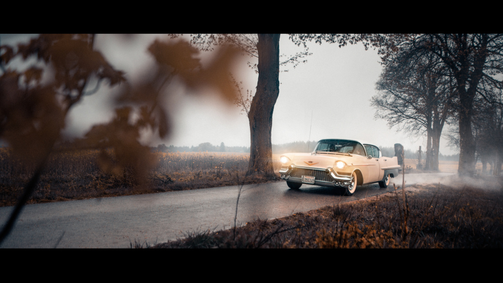 How to Photograph Vintage Cars - smoke