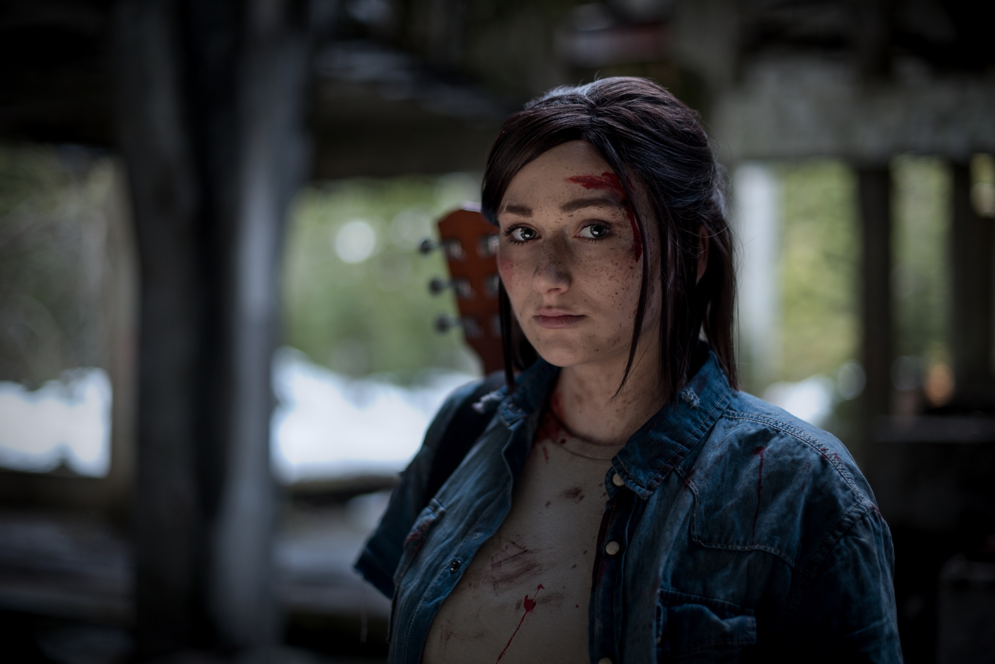 How to Photograph a Cosplay - Ellie cosplay
