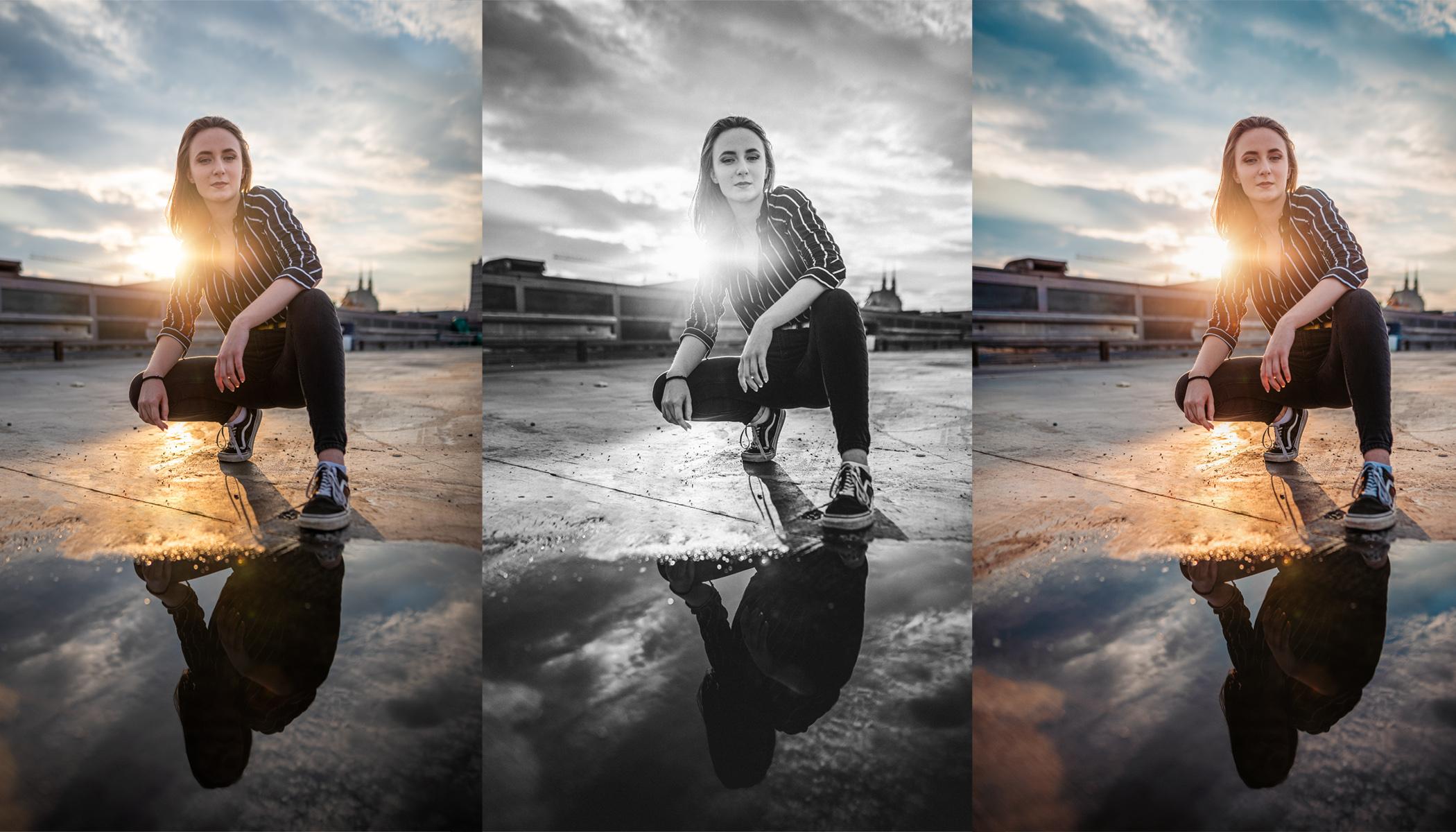 バリアント:写真の編集の複数のバージョンを作成する