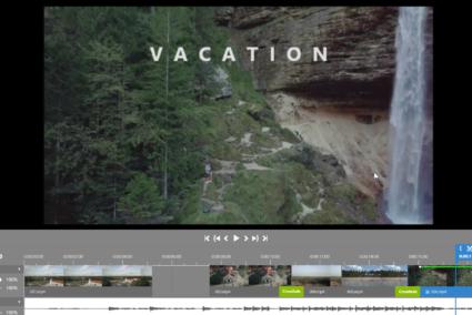 Zoner Photo Studio X 2021 でのビデオ編集:簡単かつ高速に作成