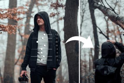 写真の編集時間を短縮:ショートカットキーを使う