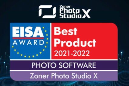 Zoner Photo Studio X が「EISA アワード 2021-2022」で「Best Product」を獲得